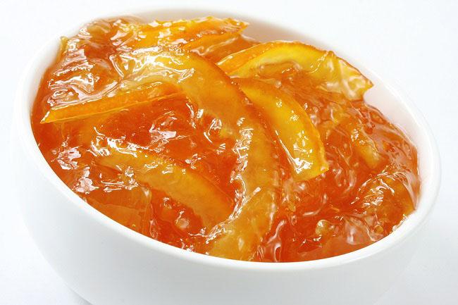 مربای پرتقال بدون شکر
