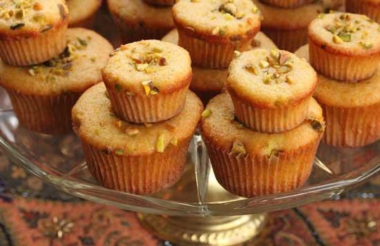 کیک یزدی بدون شکر و رژیمی