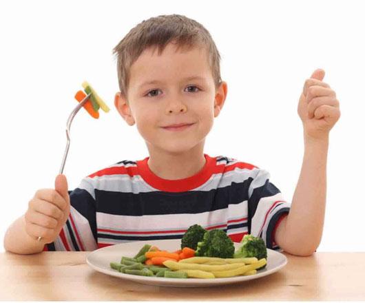 راهنمای تغذیه کودکان دیابتی