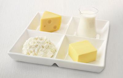 تغذیه ضد التهاب, عدم تحمل لاکتوز