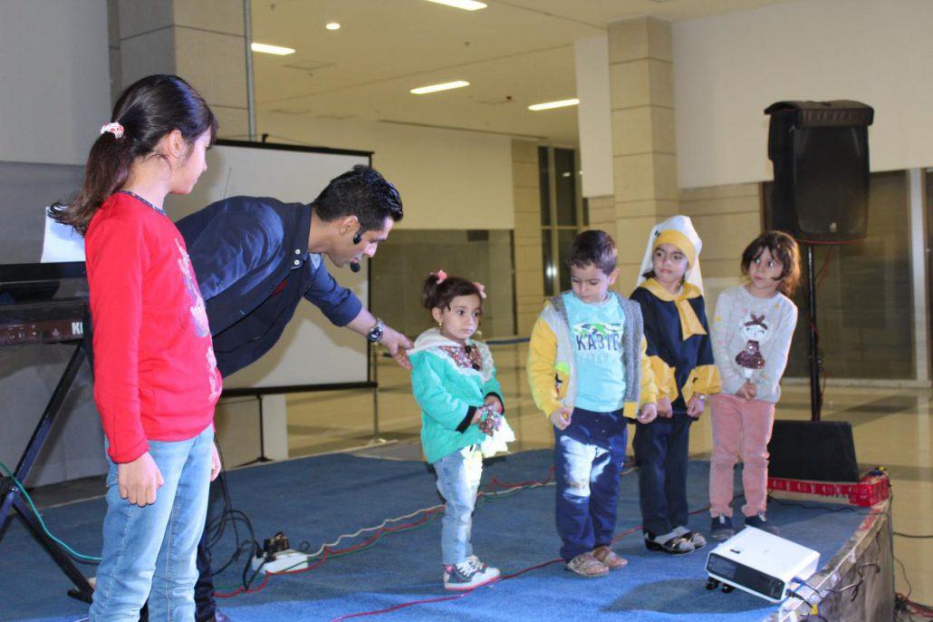 جشن روز جهانی دیابت در شهرک سلامت اصفهان برگزار شد