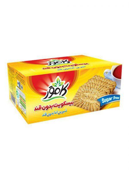 بیسکویت گندم رژیمی و بدون شکر