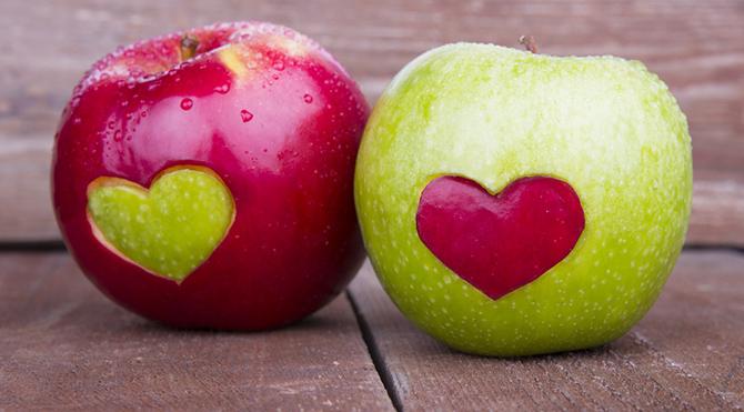 فوائد شگفت انگیز سیب