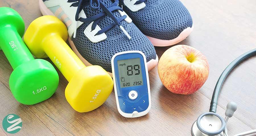 تاثیر ورزش در بیماران دیابتی