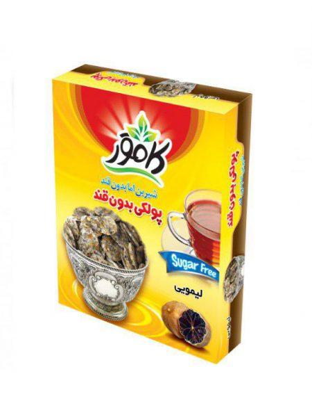 پولکی لیمو عمانی
